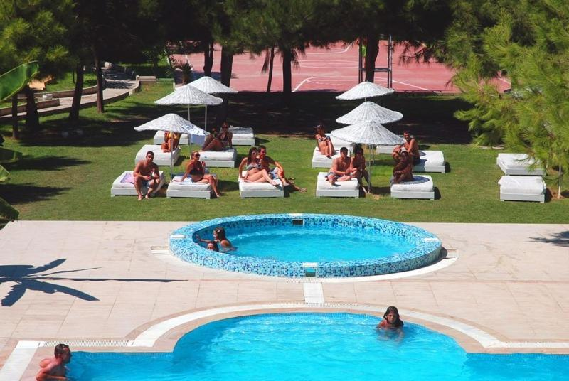 Kusadasi Hotels Booking Hotel Flora Suites Kusadası