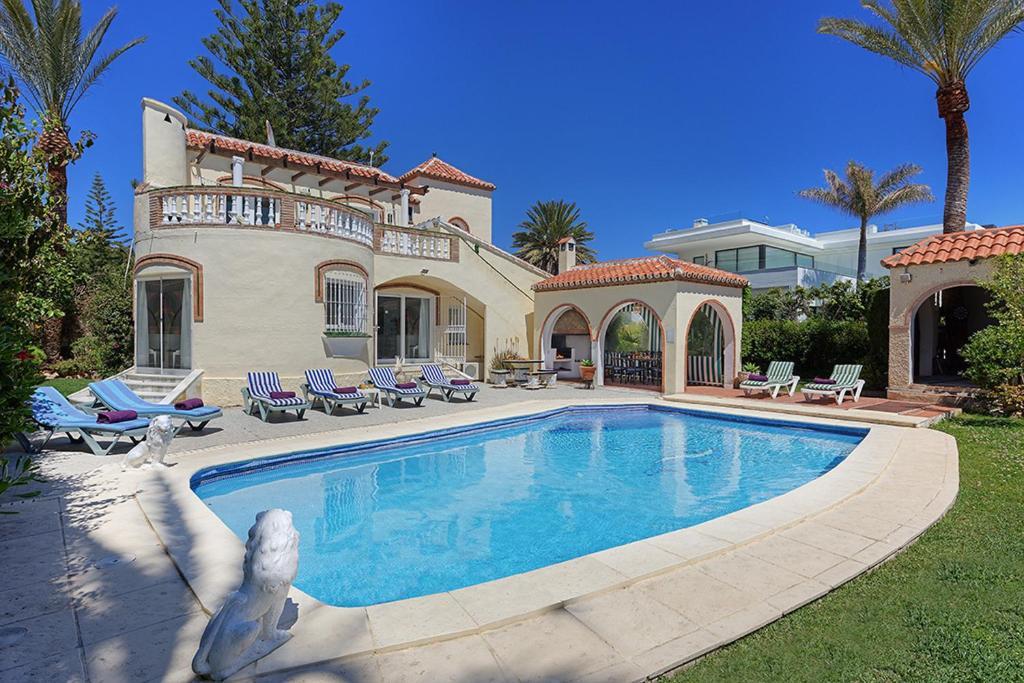 Casa de vacaciones Los Arcos (España Marbella) - Booking.com