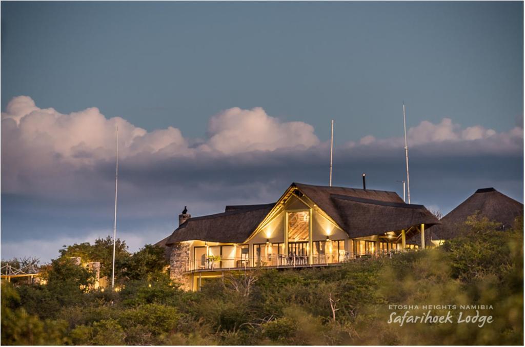 Safarihoek Lodge