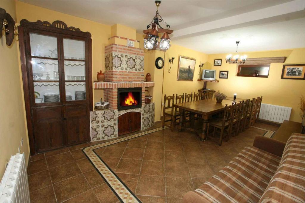 Casa Rural Calderon de Medina I (España Siete Iglesias de ...