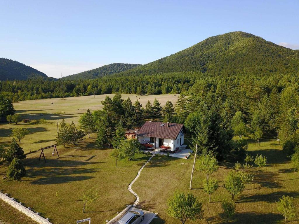 Holiday Home Lana (Croácia Korenica) - Booking.com