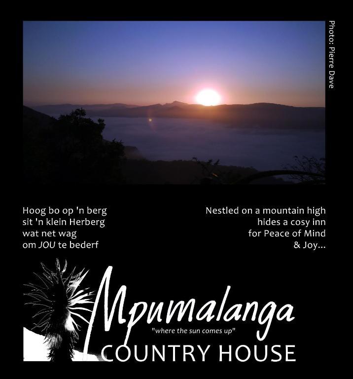 Mpumalanga Country House