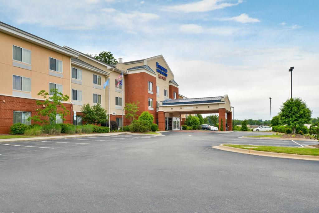 Fairfield Inn and Suites by Marriott Asheboro