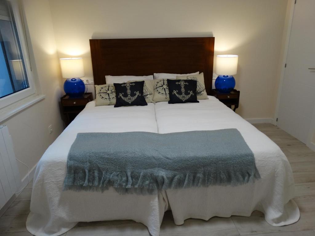 Apartamento La Casa Del Marino (Espanha Avilés) - Booking.com