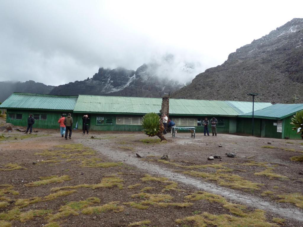 Shiptons Mountain Hut