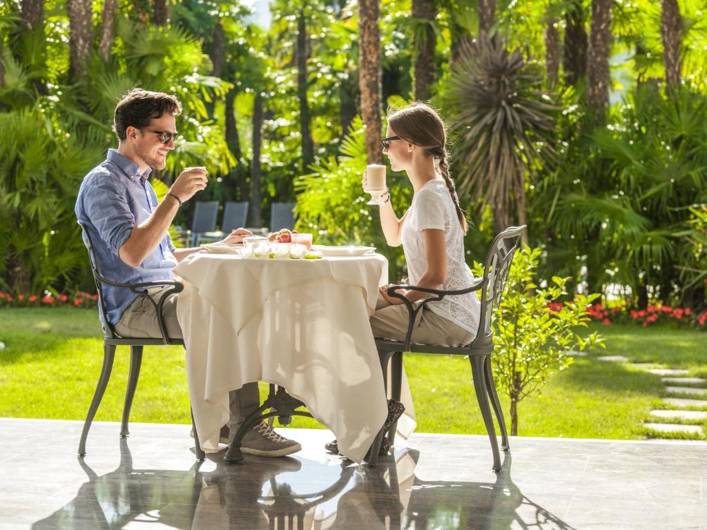 Parc Hotel Flora ריבה דל גארדה מחירים מעודכנים לשנת 2019