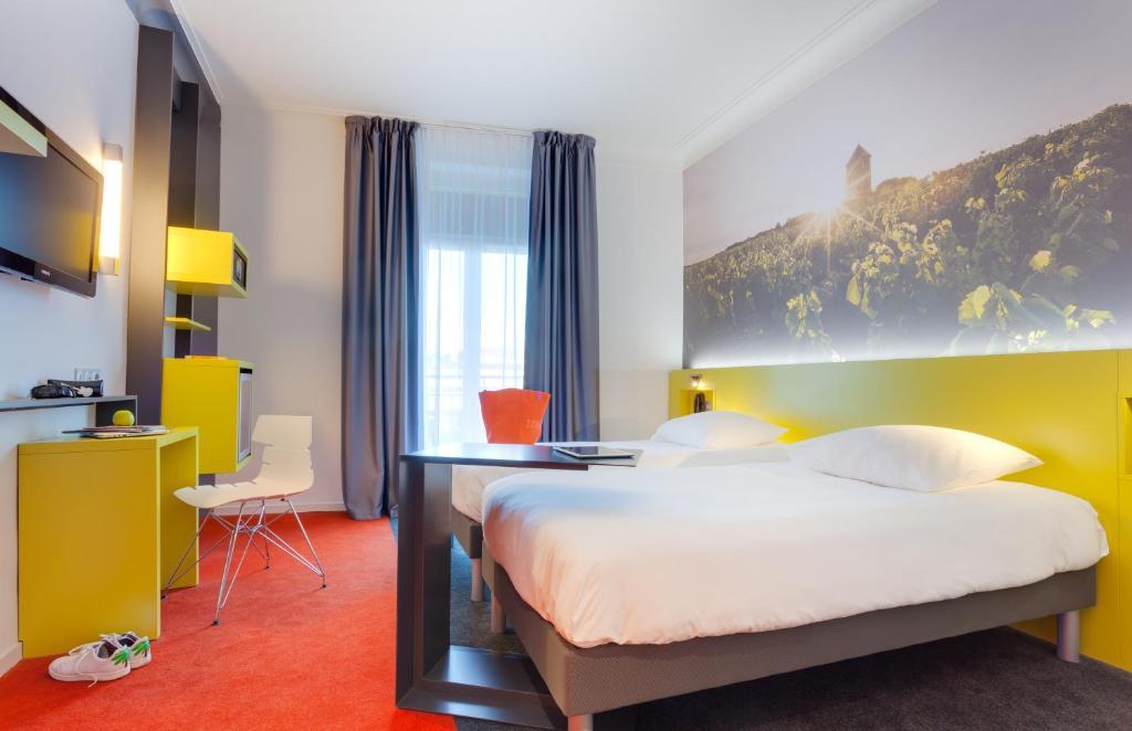 Hotel ibis em Nantes