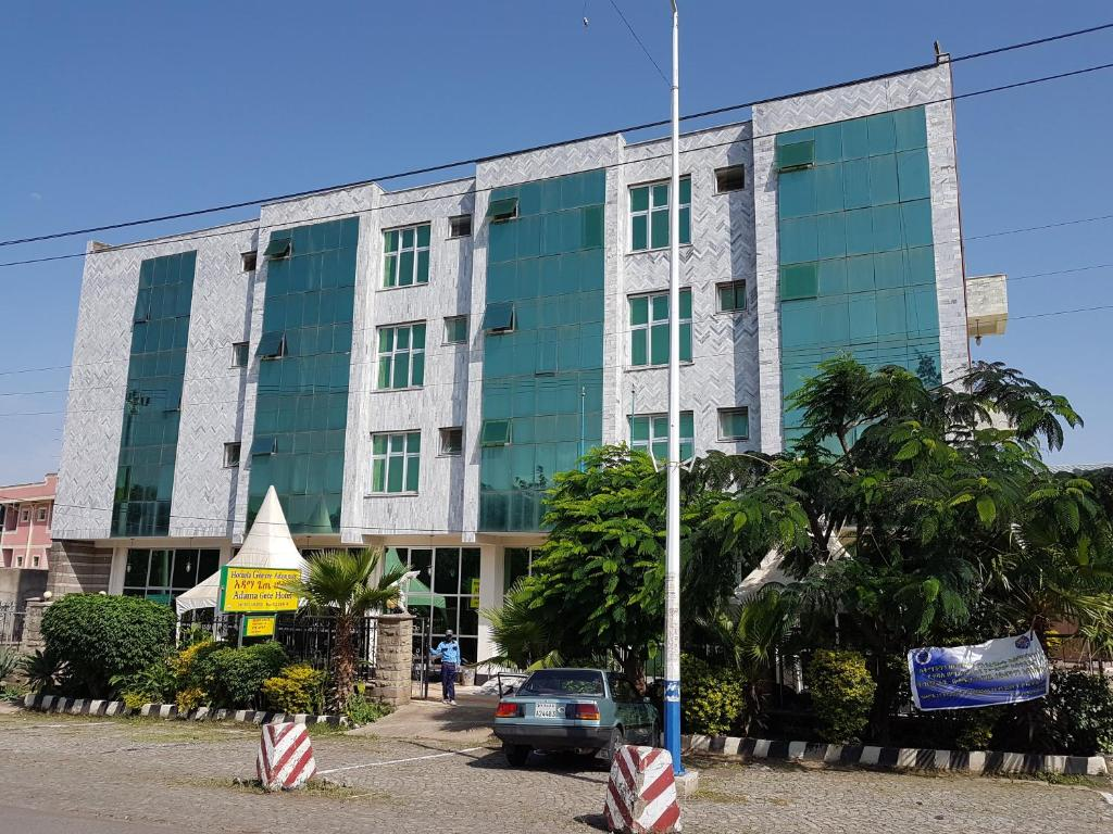 Aadama Gete Hotel