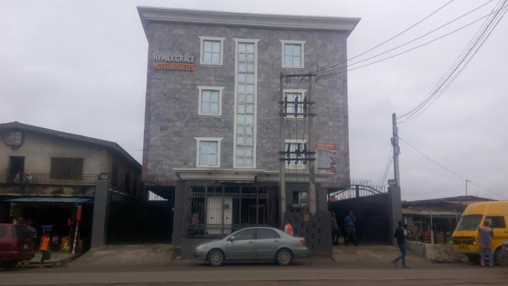 Hymax Grace Hotel