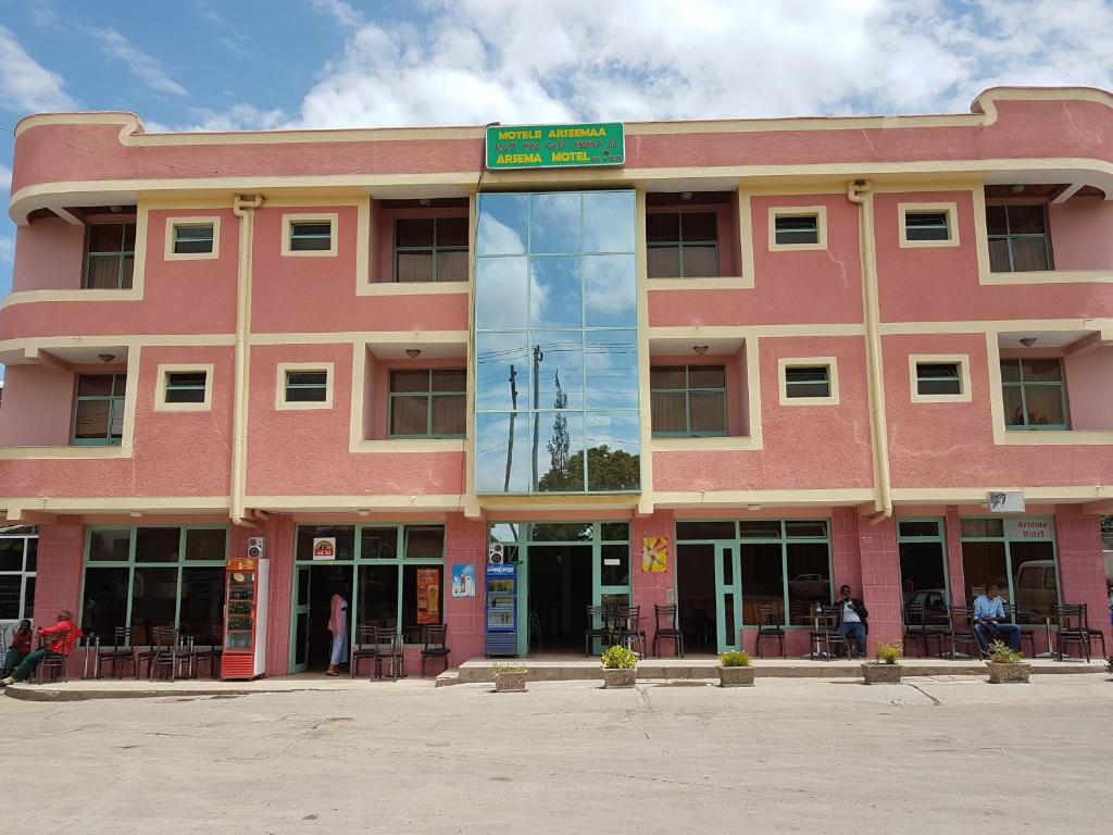 Arsema Motel