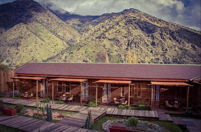 Casa Maipo Lodge Spa
