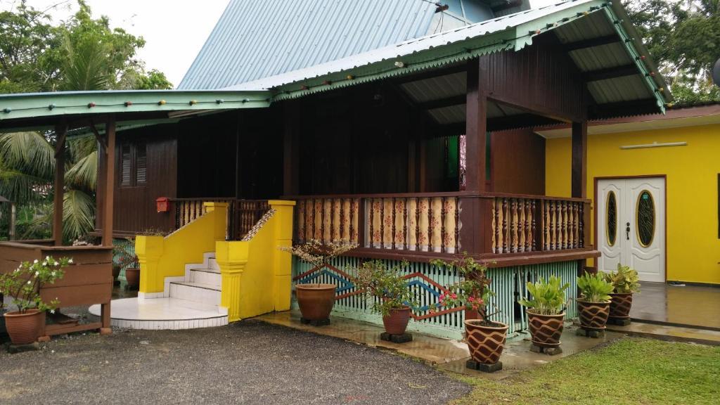 Malay Melaka Traditional House