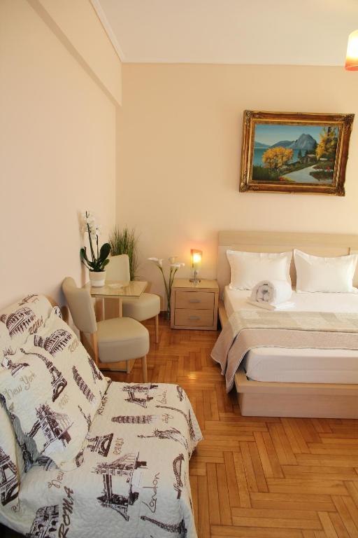 Departamento Olgas Studio (Grecia Atenas) - Booking.com