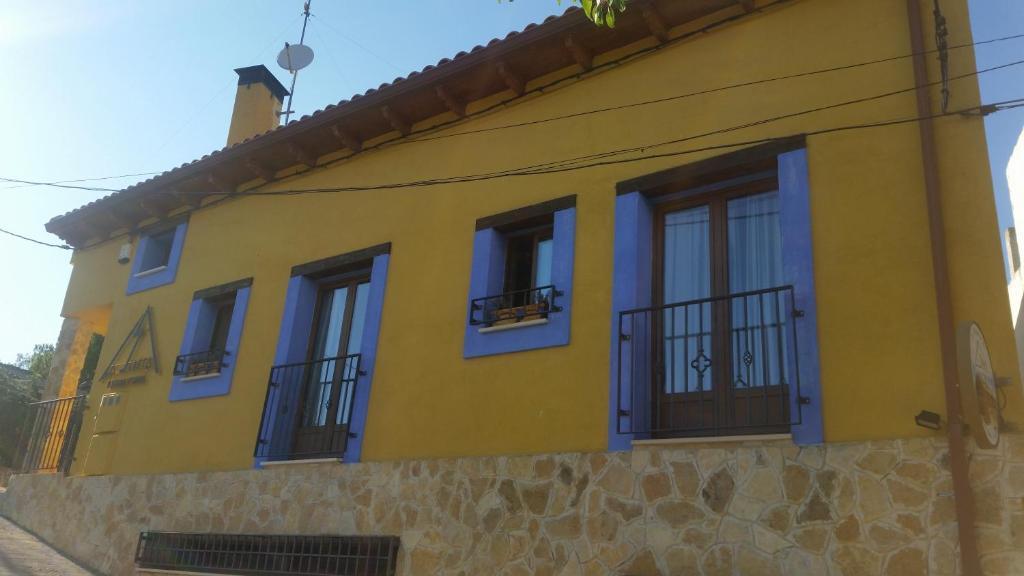 Casa de campo Posada La Sierra (España Valdepeñas de la ...