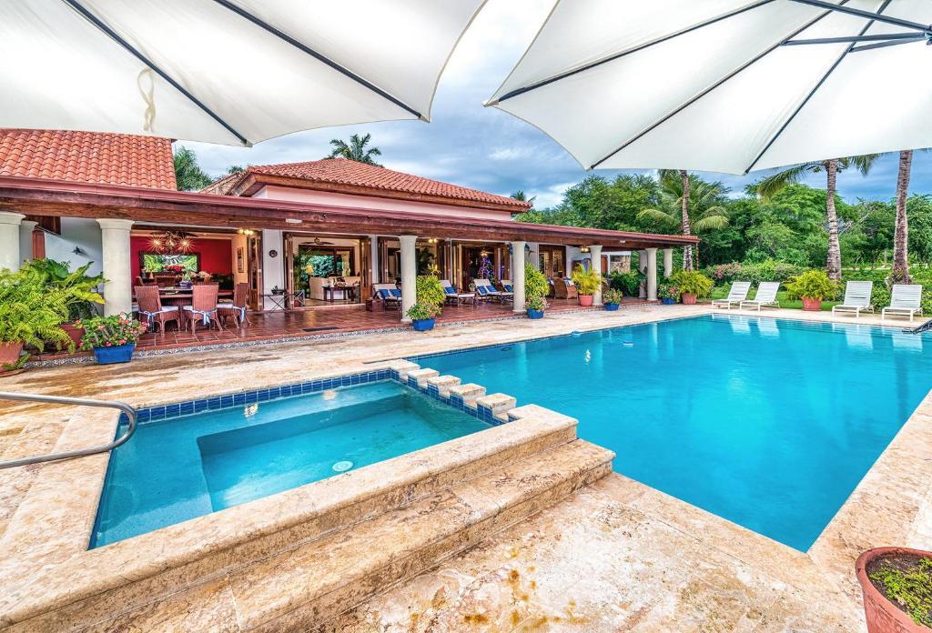 Villa En Casa De Campo La Romana Rep Blica Dominicana La