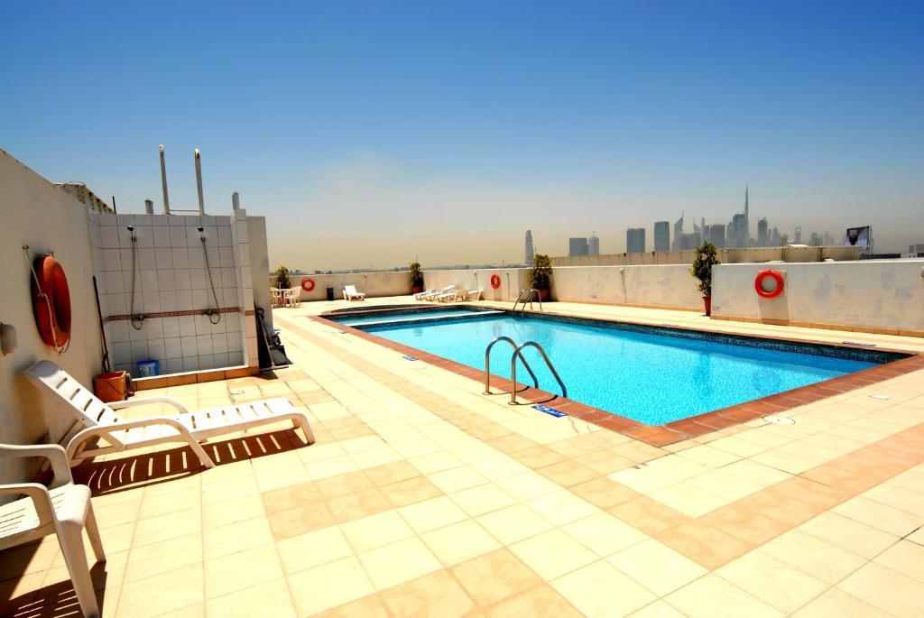 Dubai Richmond Hotel Apartments Dubai Hotels