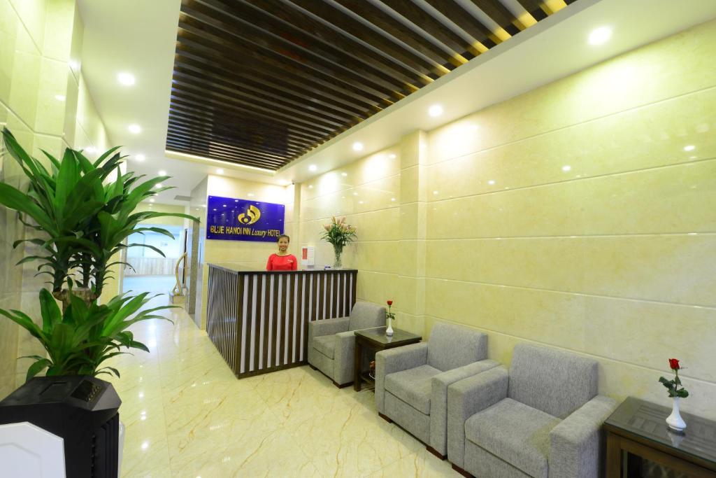 Blue Hanoi Inn Luxury Hotel & Spa