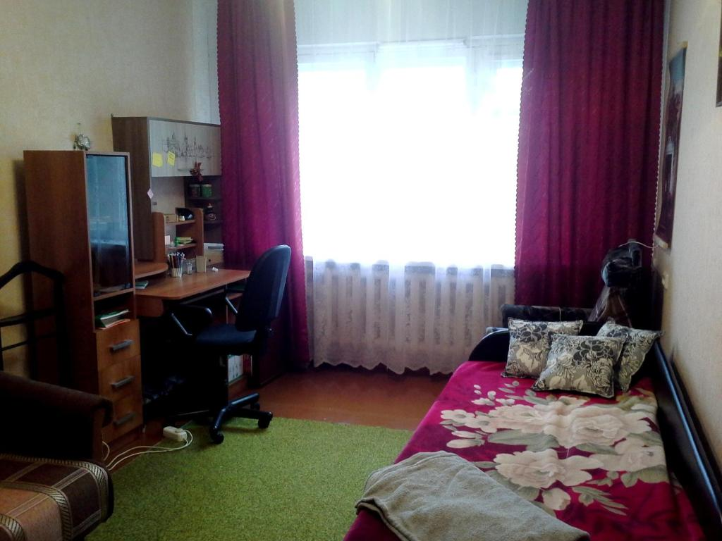 Apartaments On Olimpiyskaya 28