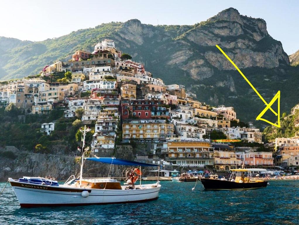 Casa de vacaciones positano suite italia positano for Casa positano