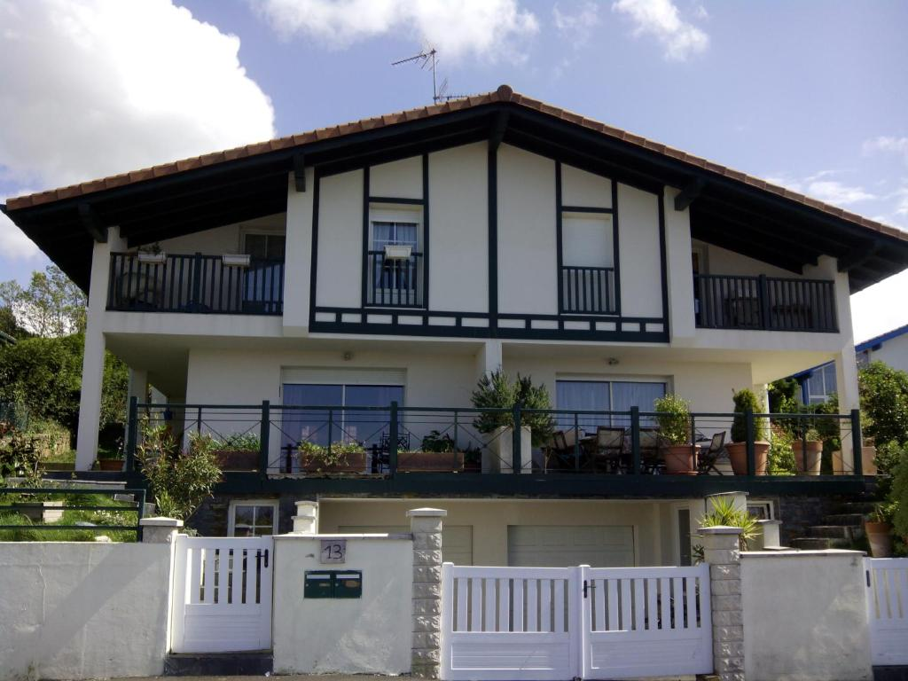 Apartamento Villa Adosada (Francia Hendaya) - Booking.com