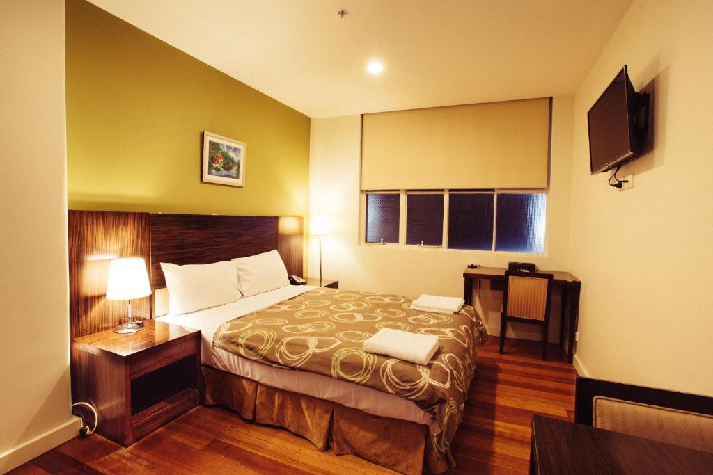 YTI Garden Hotel (Australia Melbourne) - Booking.com