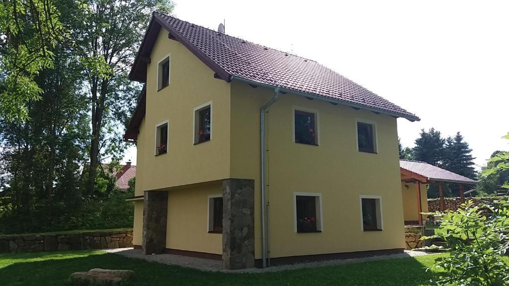 Casa de campo Olšina (República Checa Horní Planá) - Booking.com