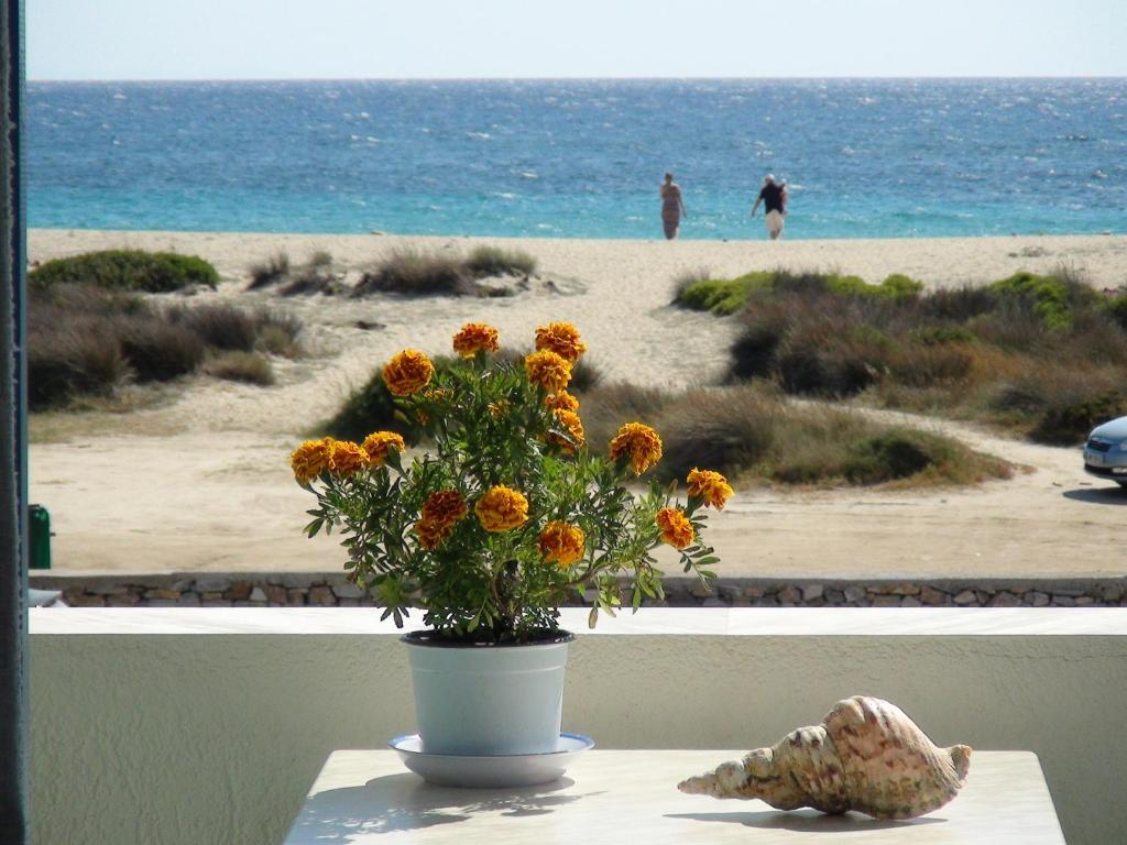 aparthotel glyfada beach studios grecia kastraki naxou. Black Bedroom Furniture Sets. Home Design Ideas