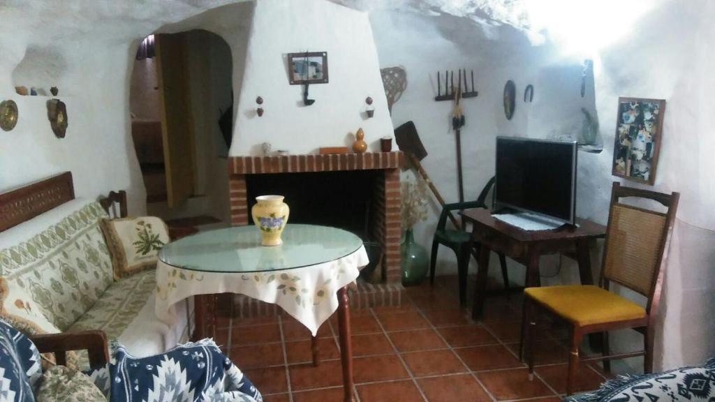 Casa de campo Cueva Rural La Noguera (España Pegalajar ...