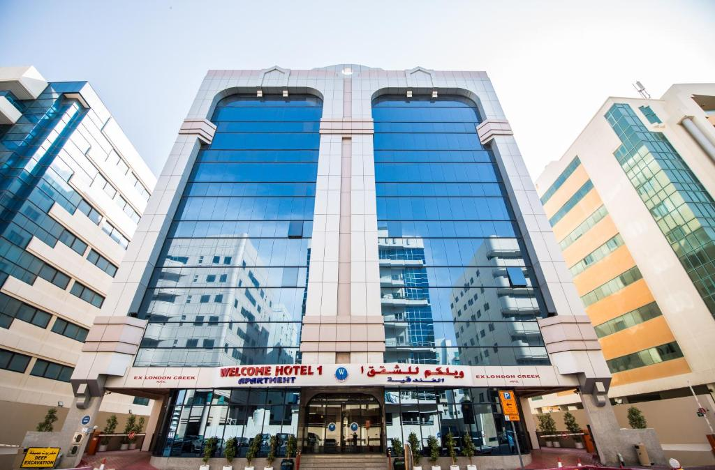 a082cdbfe Welcome Hotel Apartments 1 (الإمارات دبي) - Booking.com