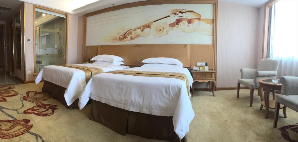维也纳智好酒店广州机场路黄石店