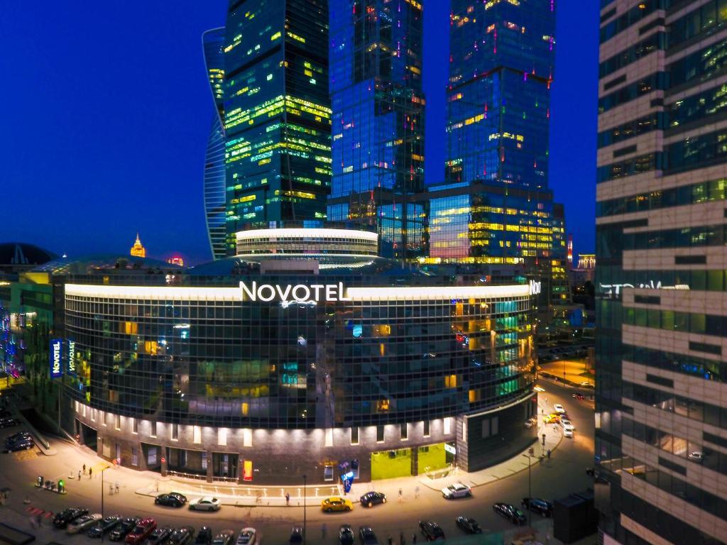 Hotel Novotel Moscow City Moskva Russland