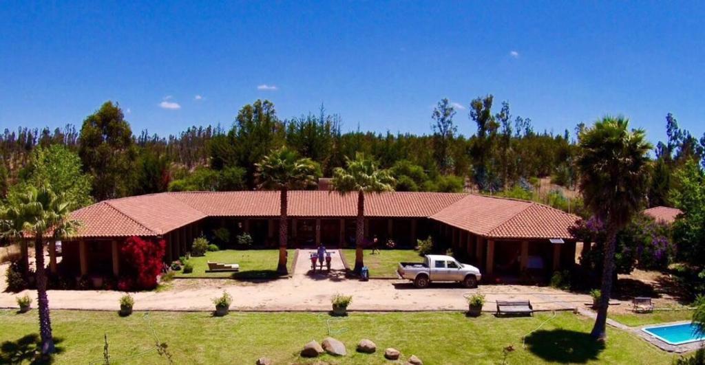 Lodge Del Valle