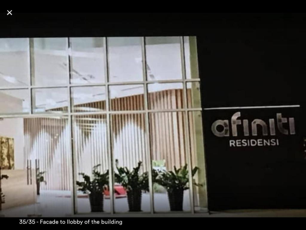 Afiniti Residence