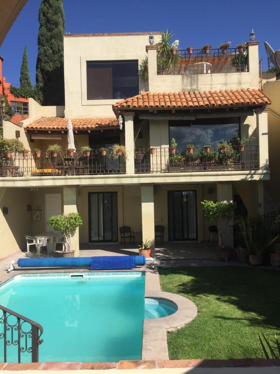 Hotel Casa del Leon (México San Miguel de Allende) - Booking.com