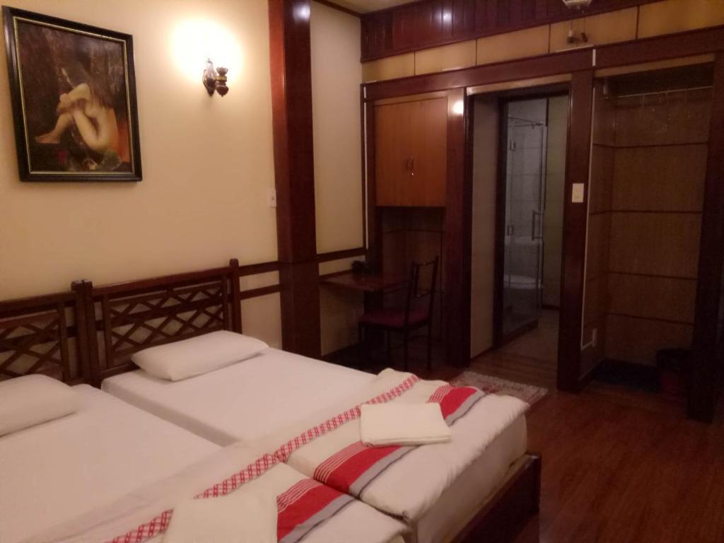 Phòng Giường Đôi hoặc 2 Giường Đơn