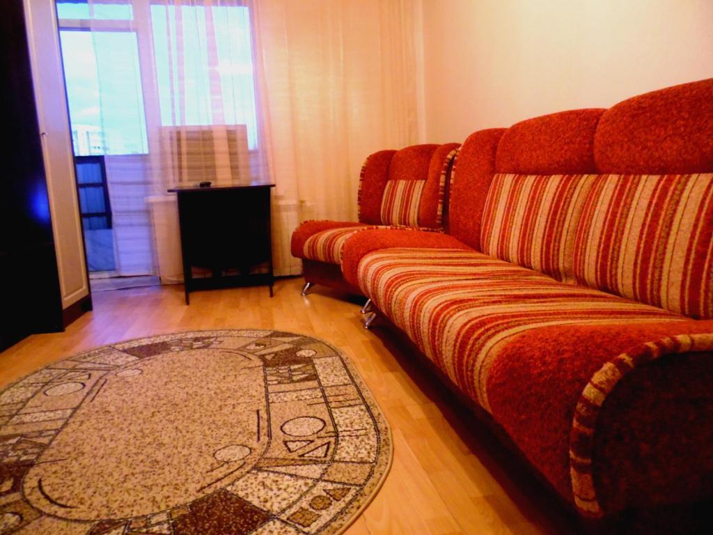 Studio Apartment on Aviastroiteley 11