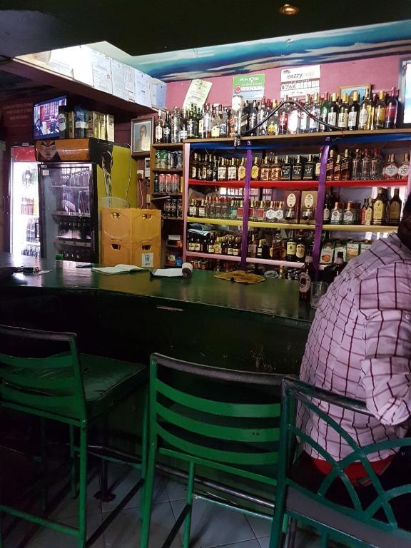 Volcano Bar Restaurant & Lodging