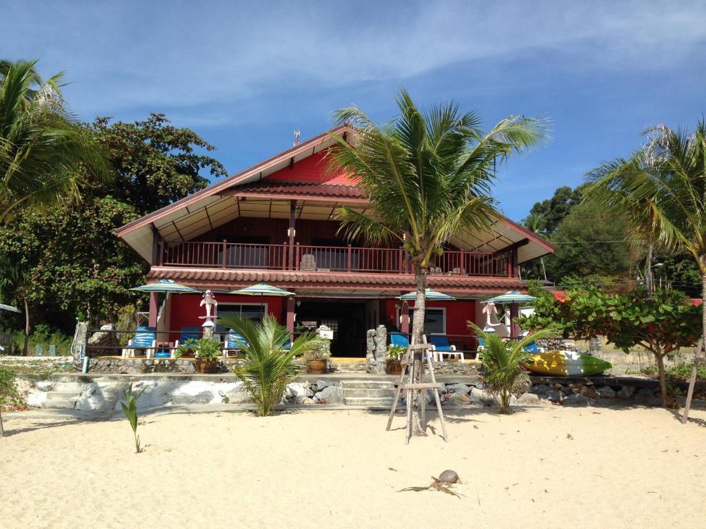 Sea Breeze House, Naiplao Beach