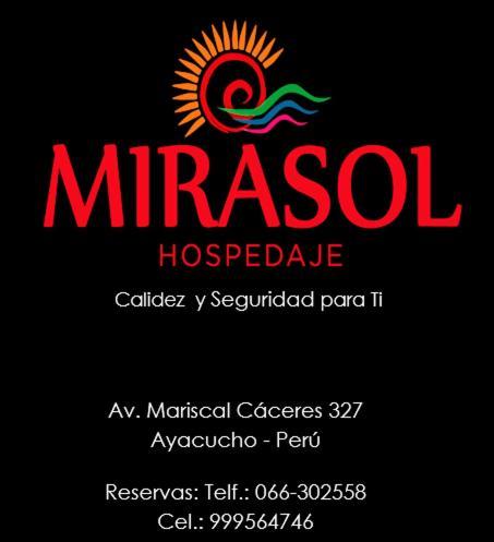 Hospedaje Mirasol