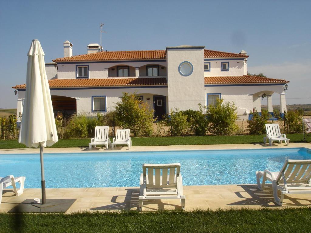 Casa de campo Herdade Dos Barros (Portugal Terena) - Booking.com