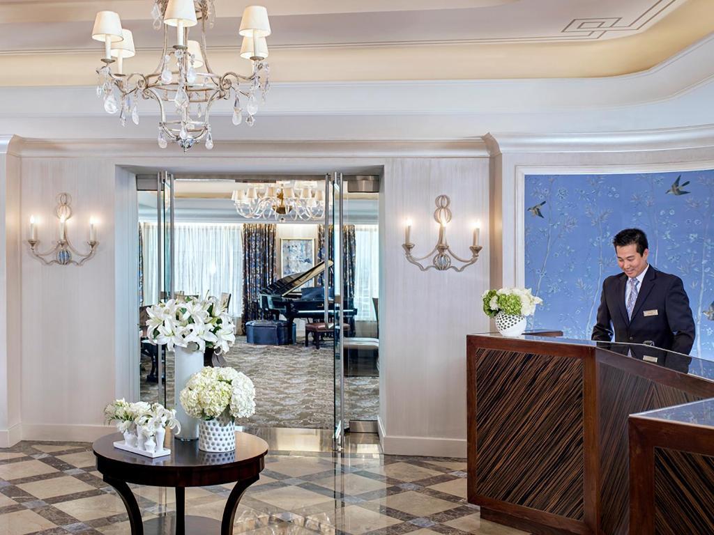 El lobby o recepción de The Palazzo at The Venetian®