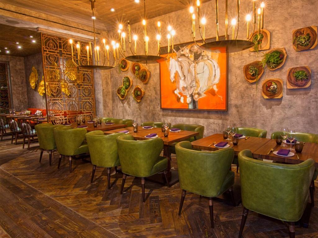 Un restaurant u otro lugar para comer en The Venetian® Resort Las Vegas