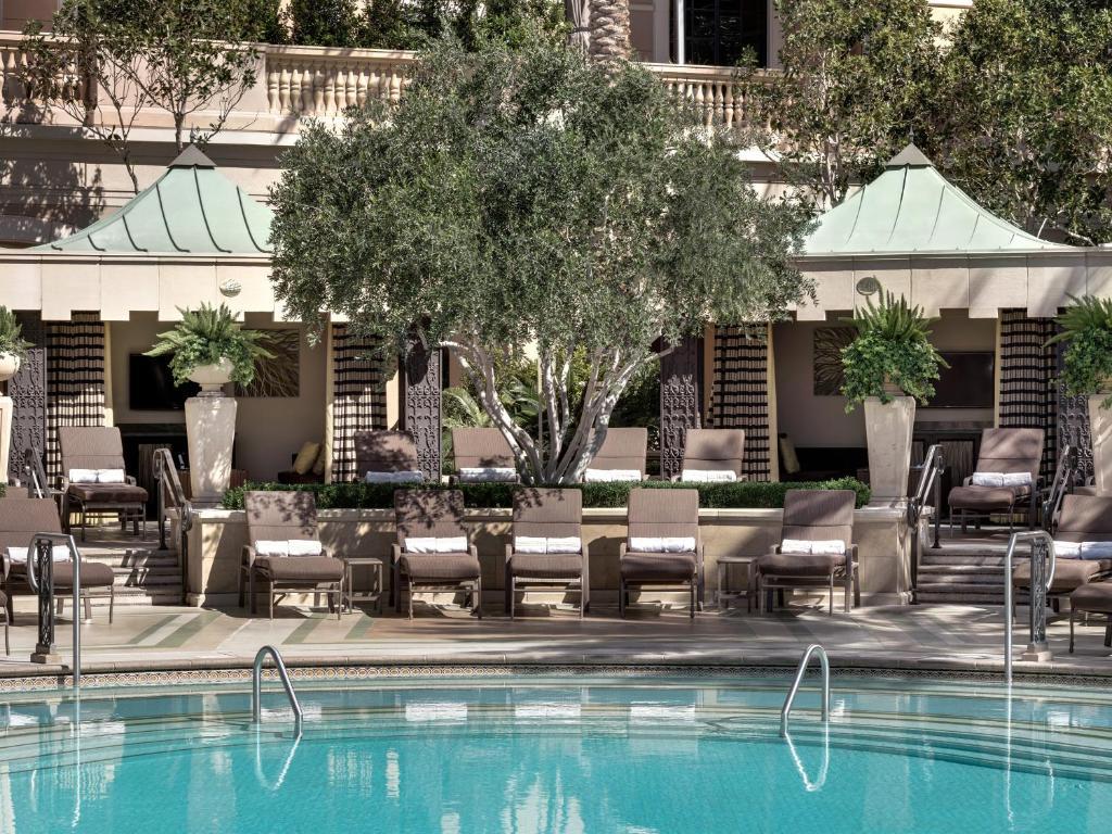 La pileta dentro o cerca de The Venetian® Resort Las Vegas