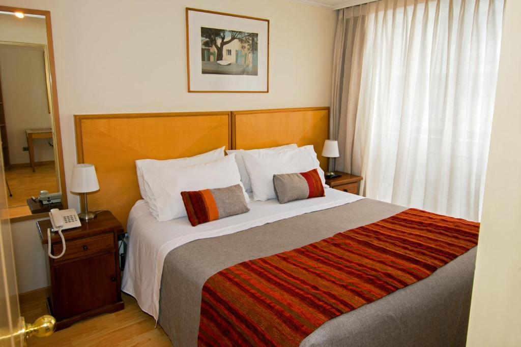 Apart hotel rq city center chile santiago for Apart city hotel
