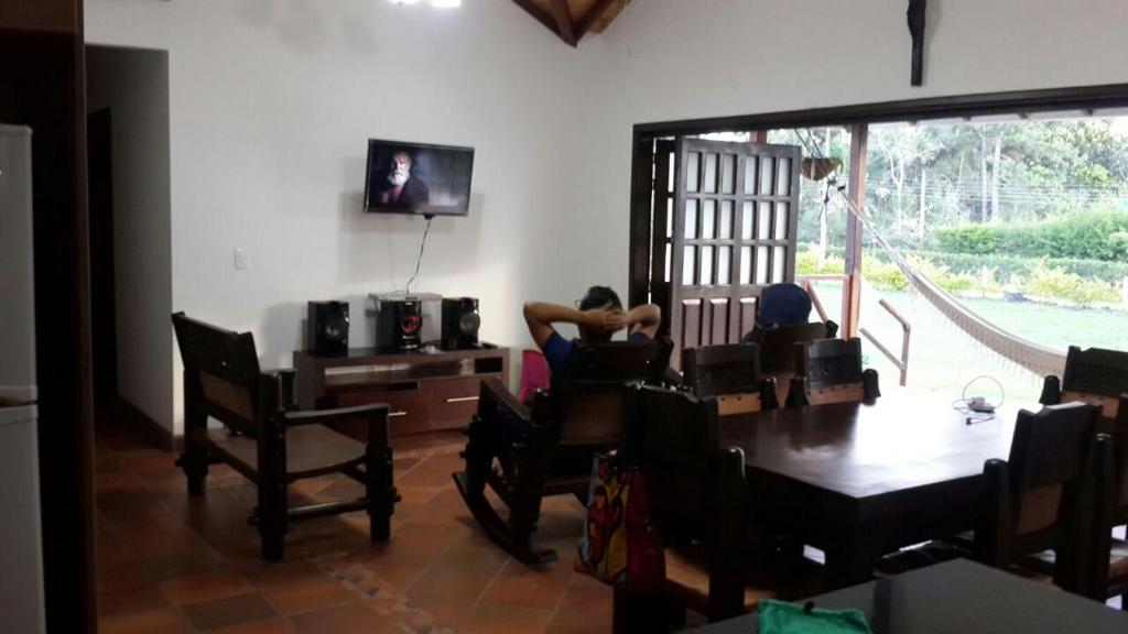 Casa de campo Parcela la Fortuna Mesa de los santos (Colombia ...