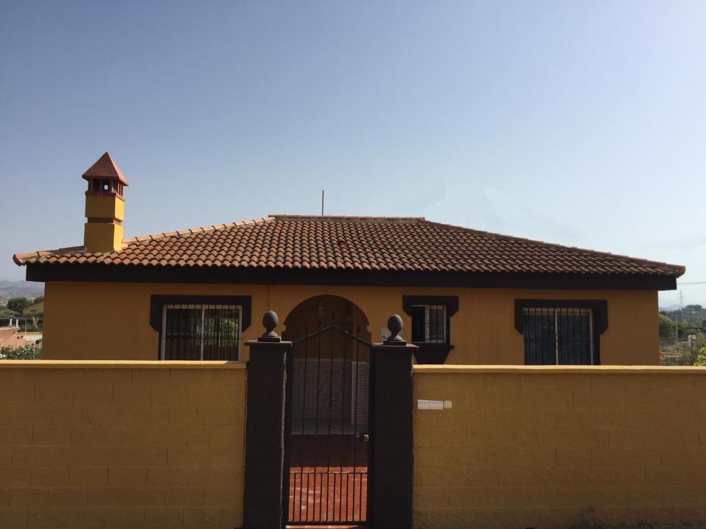 Casa de vacaciones Beautiful countryside house in Costa del ...