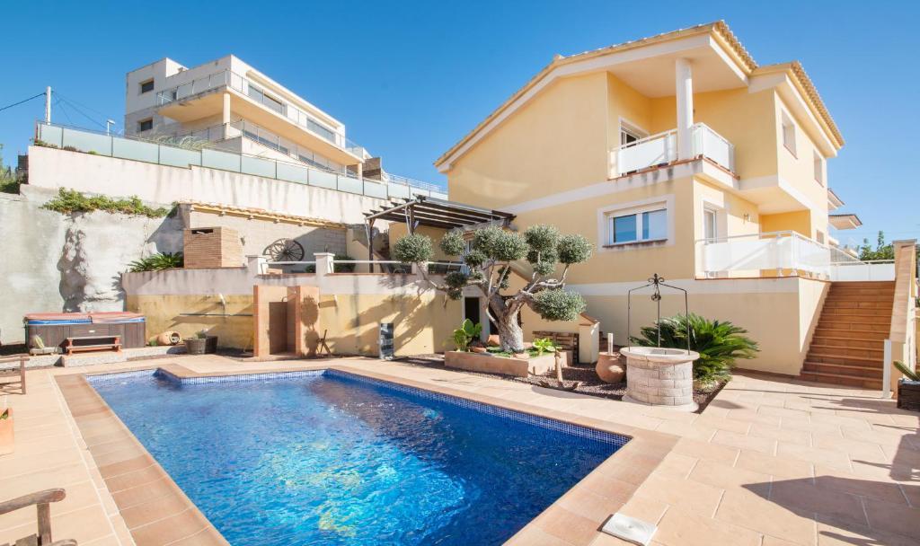 Casa de vacaciones R49 Casa Indis (España Calafell ...