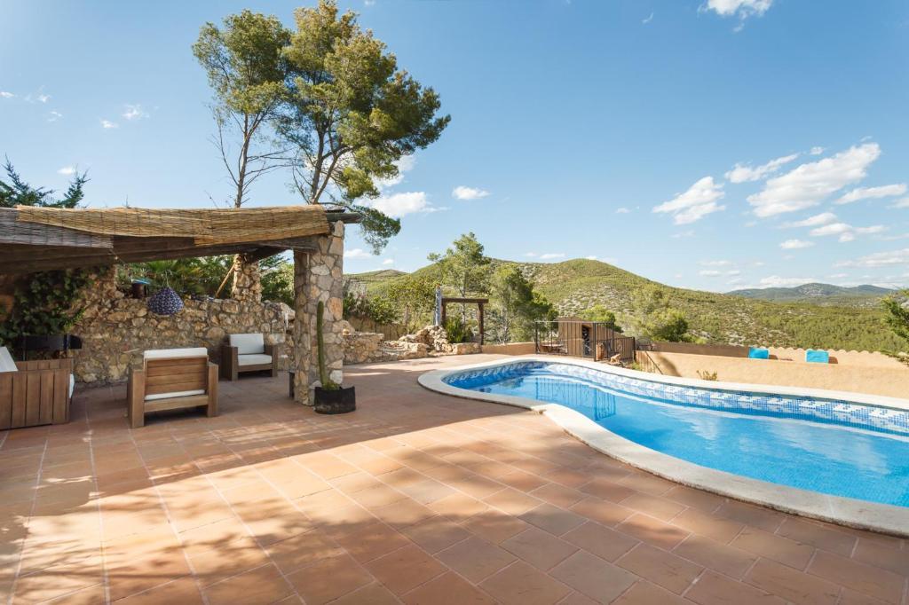 Casa de temporada HHBCN Can Surià (Espanha Olivella ...
