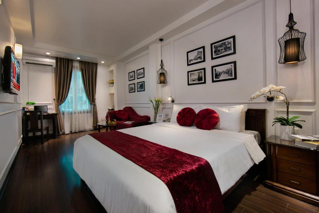 Khách Sạn Golden Spring
