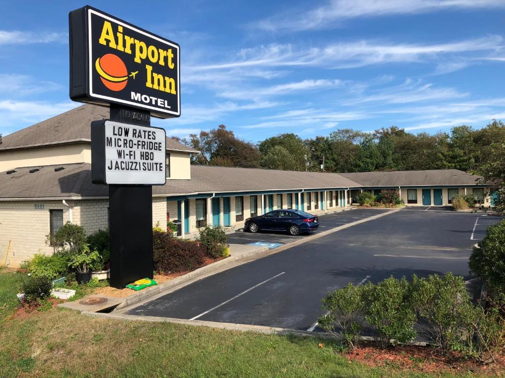Airport Inn Motel Richmond